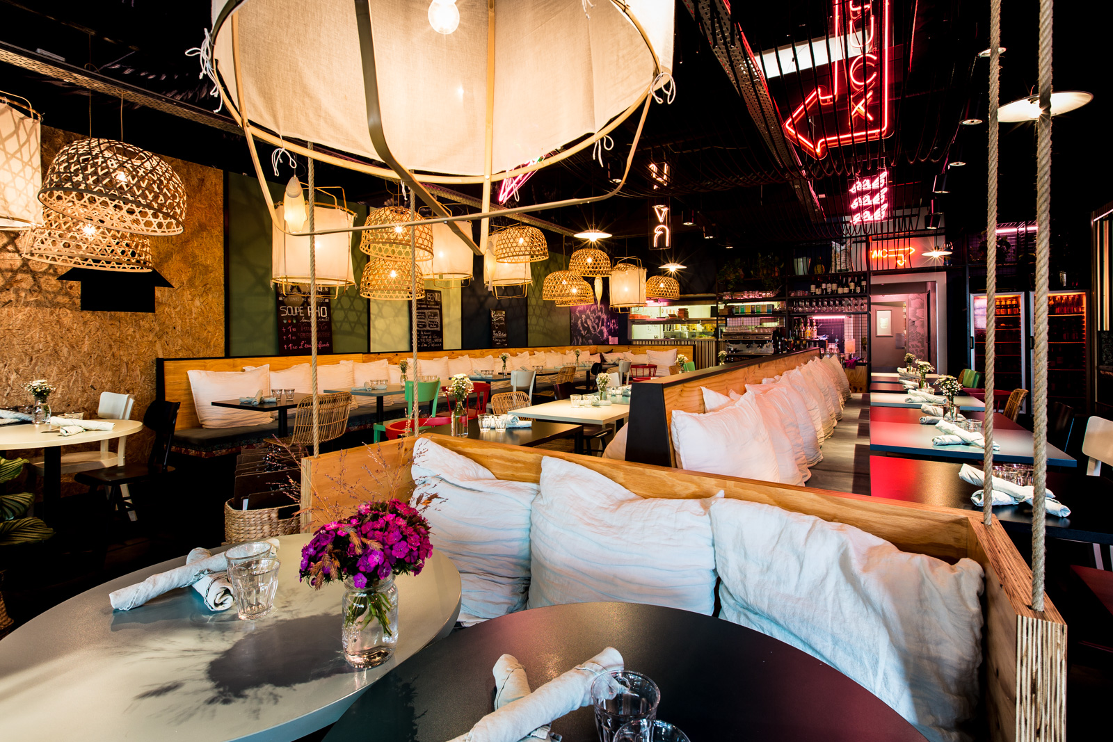 TUKTUKMUM | Restaurant thailandais, Rennes